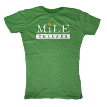6 Mile Cellars Orange 6 Womens T-Shirt