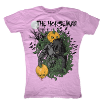 The Horseman Womens T-Shirt