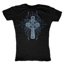 Cross Womens T-Shirt