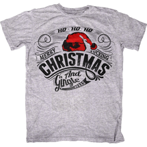 Merry ***king Christmas and Jingle Bells T-Shirt