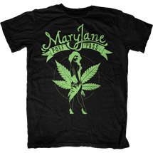Maryjane Puff Pass Pinup T-Shirt