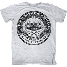 Never Surrender Bad Bones Crew T-Shirt