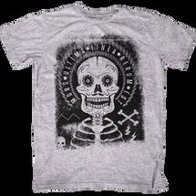 Sugar Skull Skeleton T-Shirt