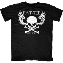 FAT-TEE Skull and Crossbones T-Shirt
