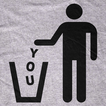 Taking out the Trash! T-Shirt