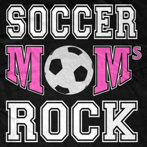 Soccer Moms Rock! T-Shirt