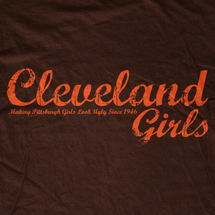 Cleveland Girls T-Shirt