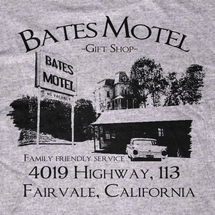 Bates Motel Gift Shop T-Shirt