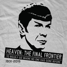 Heaven: The Final Frontier