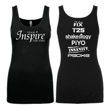Team Inspire The Fire Tanktop