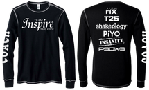 Team Inspire the Fire Coach Thermal Long Sleeve