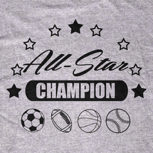 All Star Champion T-Shirt