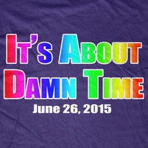 It's About Time T-Shirt