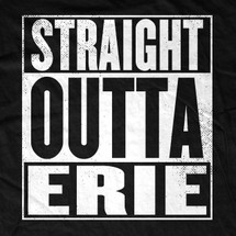 Straight Outta Erie T-Shirt