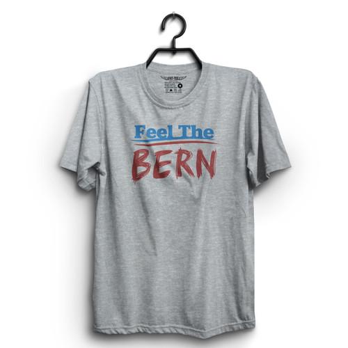 Bernie Sanders Feel The Bern Tshirt