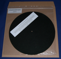 SRM Tech High Quality Felt Platter Mat