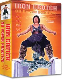 99 Iron Crotch 九九強陽鐵襠功/男性強壯必練功/涂金盛老師講解教學