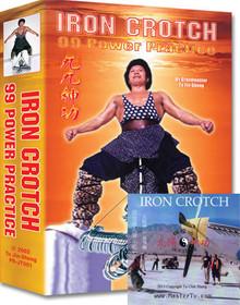 99 Iron Crotch /not Includes training tool 強腎強陽鐵襠功(不包含工具)/男性強壯必練/涂金盛老師講解教學