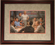 Grand Ol Gang - Framed Print By Andy Thomas