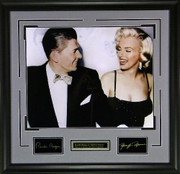 Reagan and Marilyn