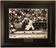 Harmon Killebrew Autographed Black & White 16x20 Photo Framed