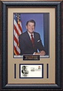 Ronald Reagan Commemorative Postal Cover
