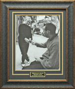 Arnold Palmer & Jack Nicklaus The Lost Bet Photo
