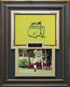 Fred Couples Signed Masters Flag