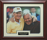 Jack Nicklaus & Arnold Palmer Hall of Fame