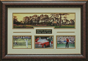 Masters Hole #16 Photo Collage