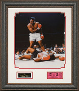 Muhammad Ali Over Liston