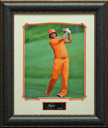 Rickie Fowler Photo Replica Signature