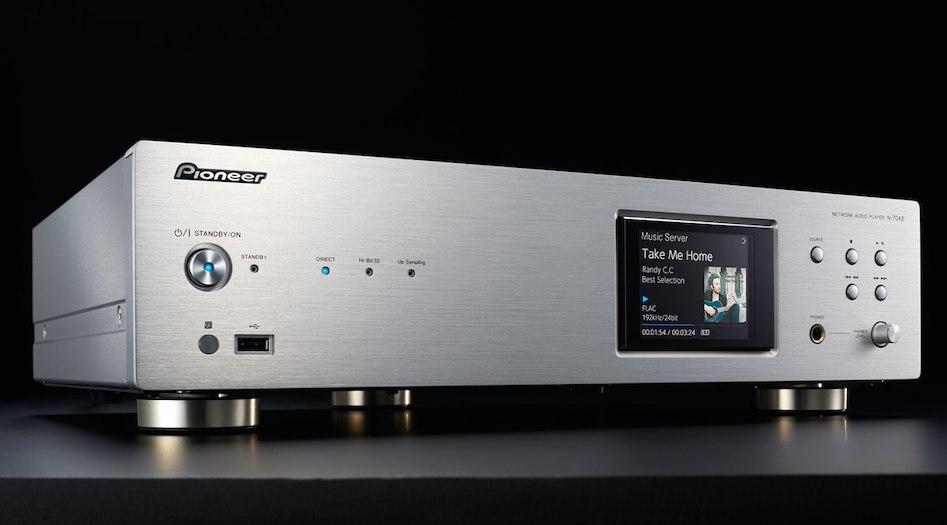 Pioneer N-70AE Network Player