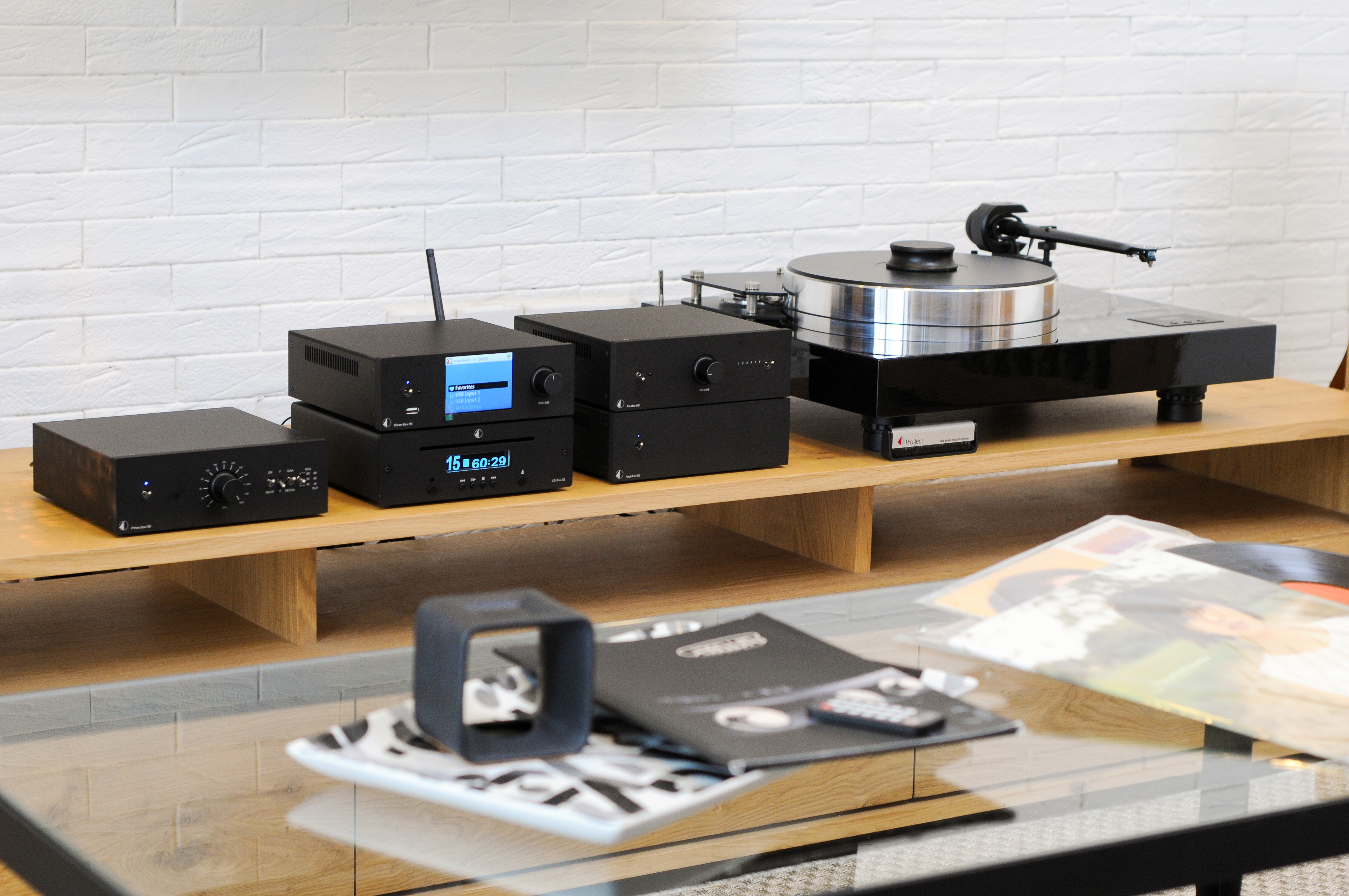 Project Audio Founder Amp Ceo At Stereophonic Stereophonic
