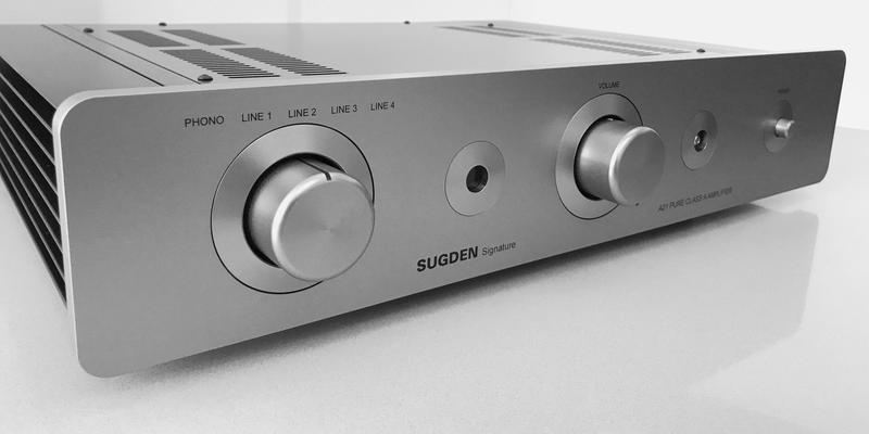 Sugden A21 Amplifier
