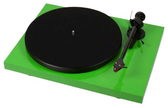 Project Debut Carbon DC Inc Ortofon OM10-Gloss Green