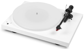 Project Debut Carbon Esprit SB DC Inc. Ortofon 2M Red-Gloss White