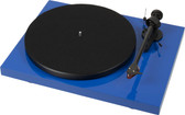 ProJect Debut Carbon Turntable with Ortofon 2M Red- Gloss Blue