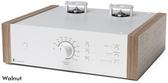 Project Tube Box DS2 Phono Preamplifier Silver/Walnut