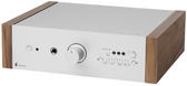 Project MaiA DS2 Integrated Amplifier Silver/Walnut