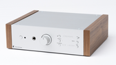 Project Pre Box DS2 Digital Preamplifier Silver/Walnut