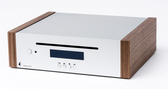 Project CD Box DS2 T CD Player Silver/Walnut