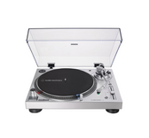 Audio Technica AT-LP120X USB Turntable - Silver
