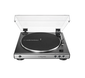 Audio Technica AT-LP60X Turntable - Gun Metal