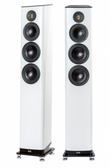 Elac Vela FS 409 Floorstanding Speakers - Gloss White
