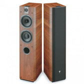 Focal Chorus 716 Floorstanding Speakers in Walnut