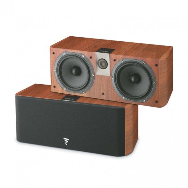 Focal Chorus CC 700 Centre Speaker in Walnut