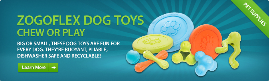 Eco Friendly Dog Toys