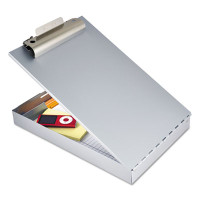 Saunders Recycled Aluminum Antimicrobial Redi-Rite Portable Desktop --Letter Size