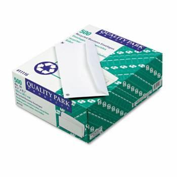 Quality Park #10 Recycled Envelopes Contemporary Seam